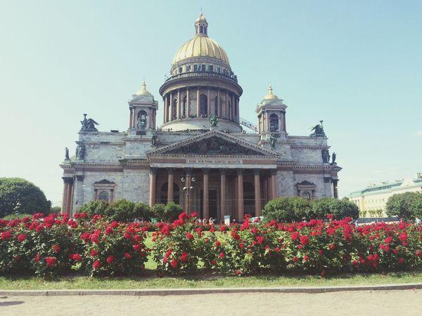 Saint Petersburg Saint Isaac's Cathedral