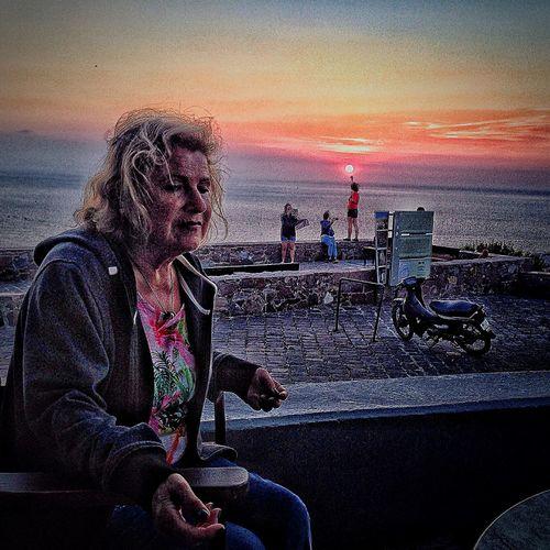Gün Batımı duası... Sunset