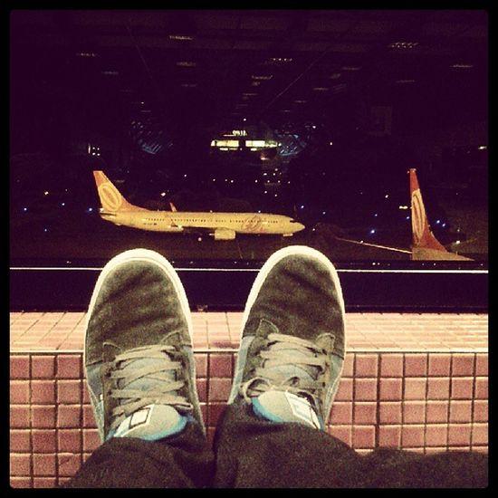 Mil Grau No Aeroporto boanoite
