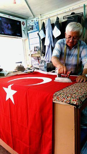 Htconem8 Türkbayrağı Turkish Flag Terzi Bayrakaşkı Taking Photos Serkansert That's Me Enjoying Life