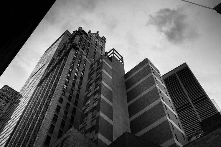 Architecture Building Exterior Built Structure City Day Development Low Angle View Modern No People Outdoors Sky Skyscraper Tall