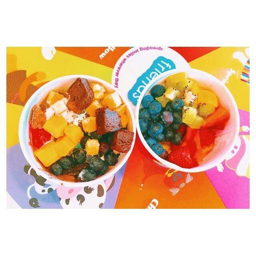 Sweet Food Food Day USA California Sandiego 16handles America Ice Cream Trip Travel 여행 미국