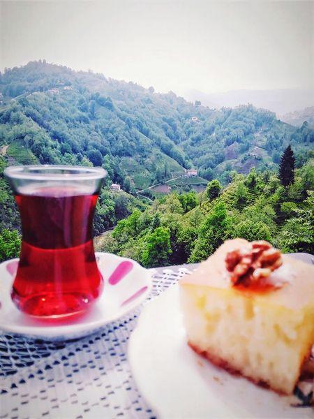 Manzara Keyf Yesilisevdogayikoru çay Tea Irmiktatlisi Mutluluk first eyeem photo