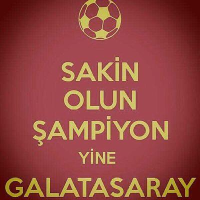 GalataSaray Keepcalm
