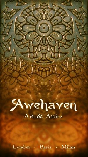 Our vision. Awehaven Art Heather Fifield Art Robin Fifield - Artworks Robin Fifield - Photos Awehaven Attire Fine Clothes