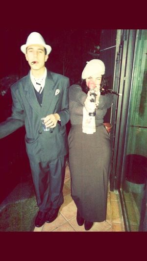 Are you Talking with us? Bonnie&Clyde Gun