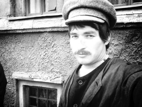 В роли молодого Сталина))) Мосфильм