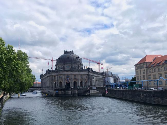 Berlin Berliner Ansichten Berlin Mitte Berlin Photography Museum Museumsinsel Museumsinsel Berlin Bodemuseum Bodemuseumberlin River River View Spree Spree River Urban Urbanphotography Urban Landscape City Cityscape Panorama Clouds Clouds And Sky
