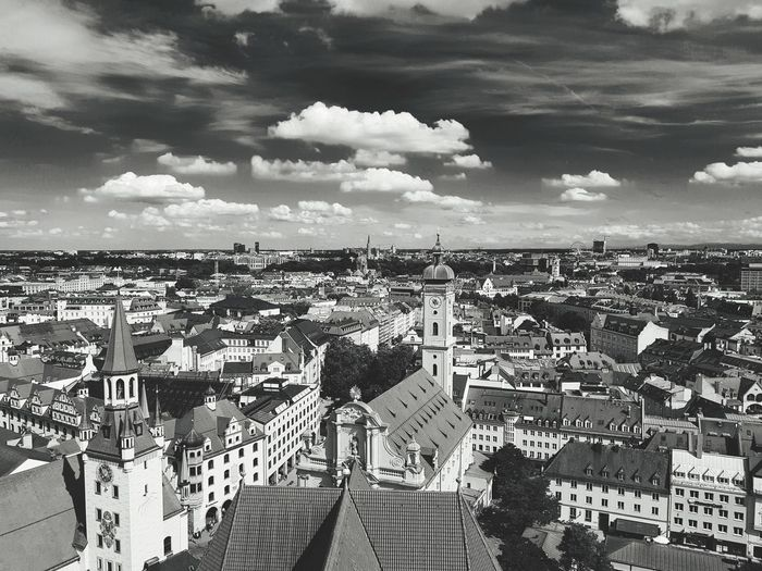 Munich from the