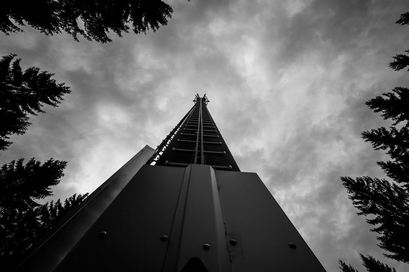 Tower Bw_collection High Cloud