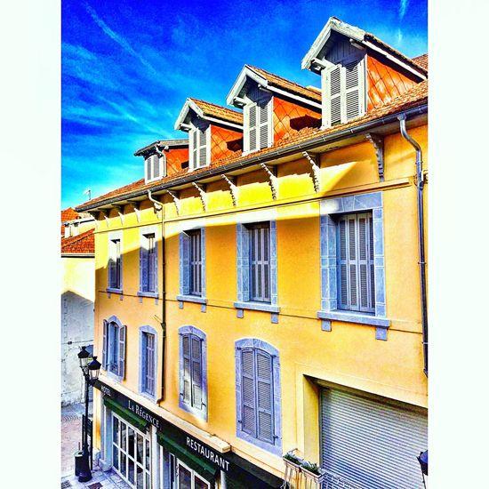 """ La Régence "" 🍴 📸 Restaurant Taking Photos Sun Enjoying Life Photography HDR Colorful"