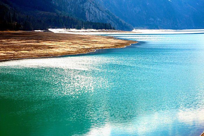 Klöntalersee Klöntal Schweiz See Bergsee Water Nature Photography Canonphotography Canonphoto Nature