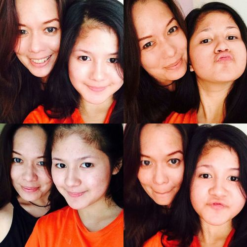 Taking Photos Mother & Daughter That's Me Potrait quality time with daughter