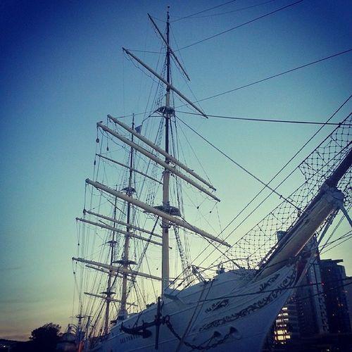 Tallship Gdynia Sky żaglowiec
