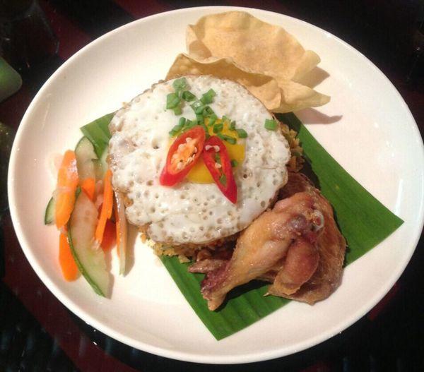Malaysia,Kota Kinabalu Nasi Goreng Yummy☺︎