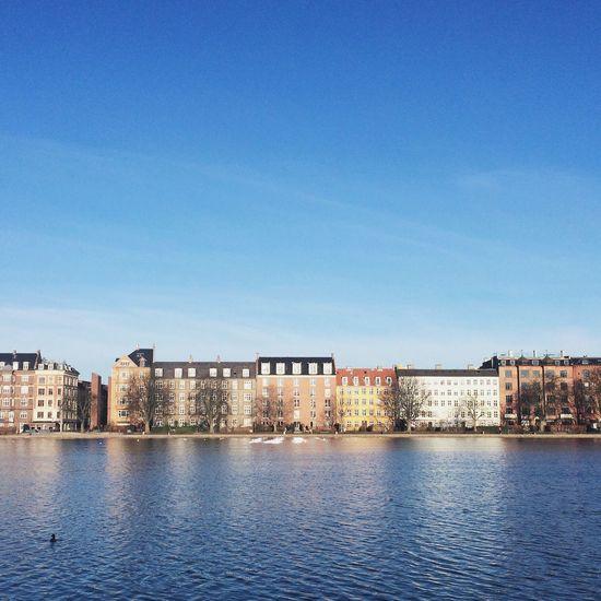 My view on my way to work EyeEm Best Shots AMPt_community Copenhagen Cityscape Landscape Architecturelovers Awesome Architecture Urban Landscape Urban
