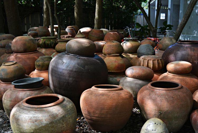 Pitcher - Jug Flower Pot Craft Product Souvenir Decorative Urn Ceramics Pour Spout Dreamcatcher Milk Jug Pottery Florist Art And Craft Product Jug Potted Plant Pot Knick Knack For Sale