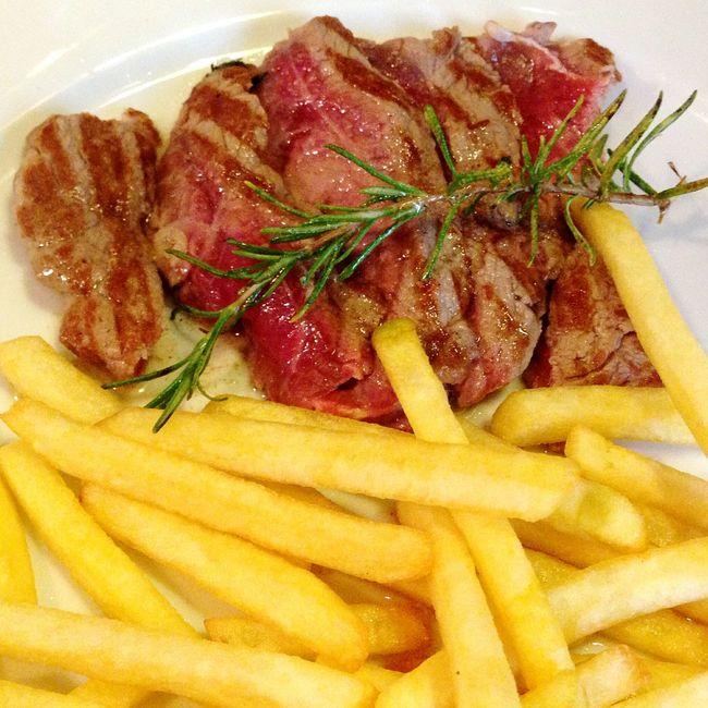 Italian Food Tagliata Food
