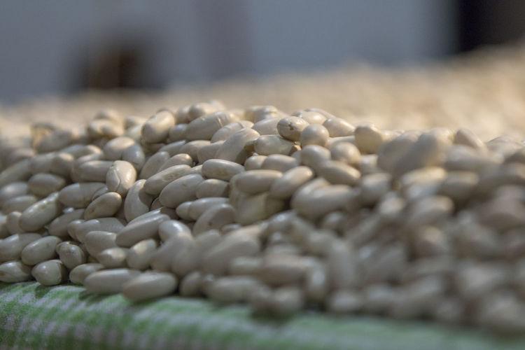 White beans Beans Cocido Comida Abundance Alubias Alubias Blancas Alubiasblancas Food Food And Drink Freshness Healthy Eating Legumbres White Beans