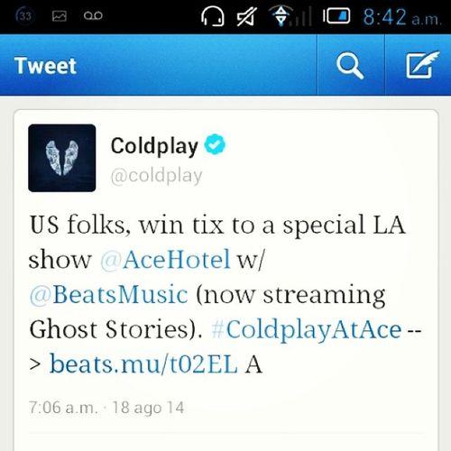 ¡AHAHAHAHAHAH! Coldplay PossMeMEOOOOOO Ahsgsvbxhd! …