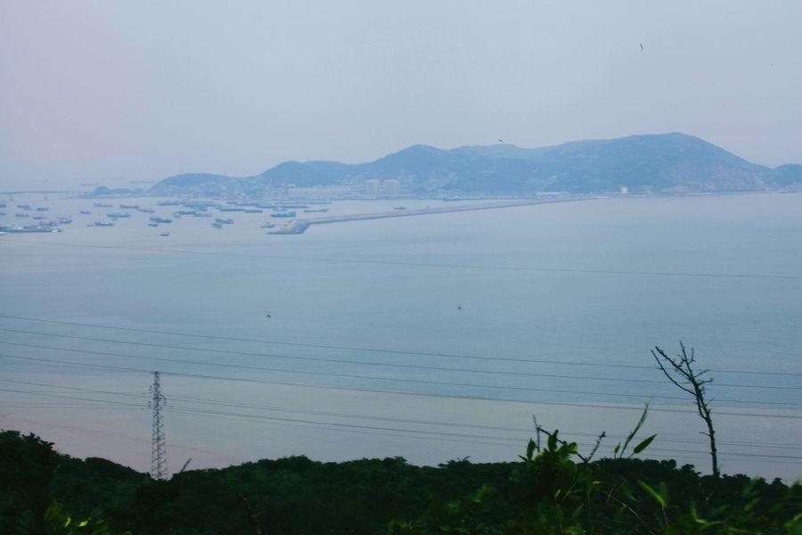 My City Hello World Shengsi Sea And Sky City Life
