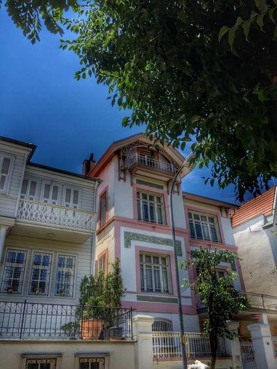 Ismetinönü Evi Heybeliada Istanbul Turkey Kdz.ereğli