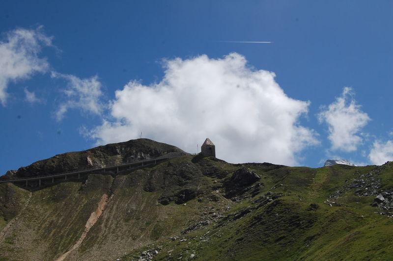 Viaduct EyeEm Nature Lover Dimming Exposure Summer Exploratorium EyeEm Summer Mountain Blue Sky Cloud - Sky Castle Fortress Old Ruin History Historic Visual Creativity