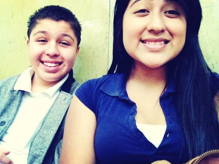 My Bestfriend And I. ♥