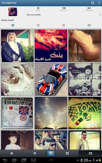 follow me please