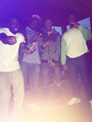 My #Gangstapartnas