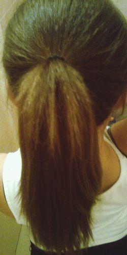 My Hairs Lonng ❤