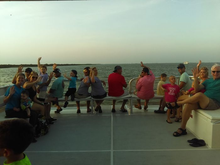 People Of The Oceans Large Group Of People Gulf Of Mexico Boats That Floats Boat Ride Searching Saying Goodbye Waves And Sways