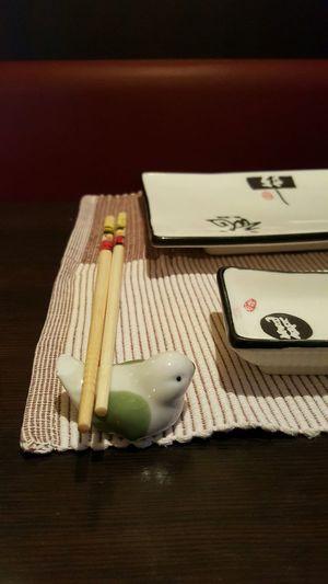 La semplicità e l eleganza della cucina giapponese Eating Bacchette
