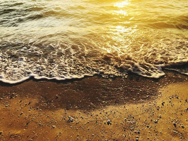 Sun and water Water Nature Beach No People Motion Sand Outdoors Sea Beauty In Nature Sunlight Close-up Wave Heat - Temperature Day Power In Nature