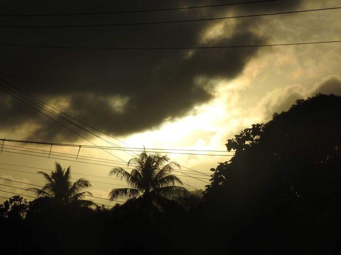 Sky cloud sun