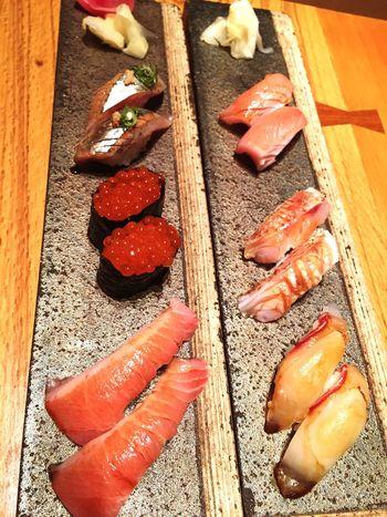 Sushi うまい ありがとう