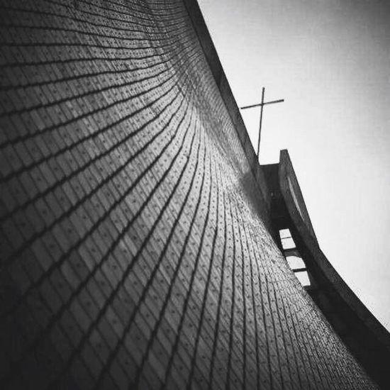 Church Hope Monochrome