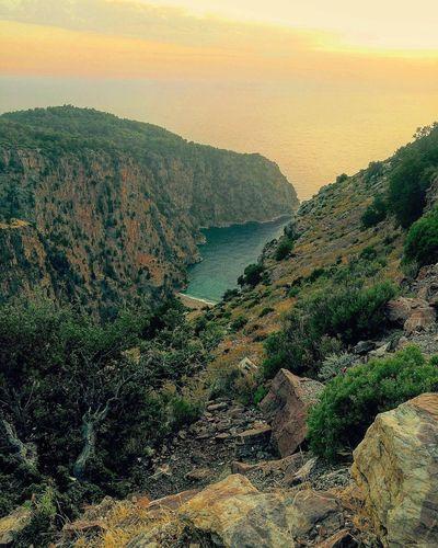 Sunset Oludeniz Fethiye Colorful Nature Naturelovers Hello