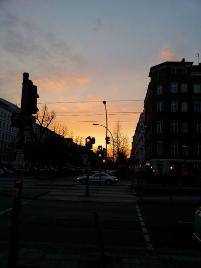 Berlin Bye Bye Sunset In Berlin Berlin Life