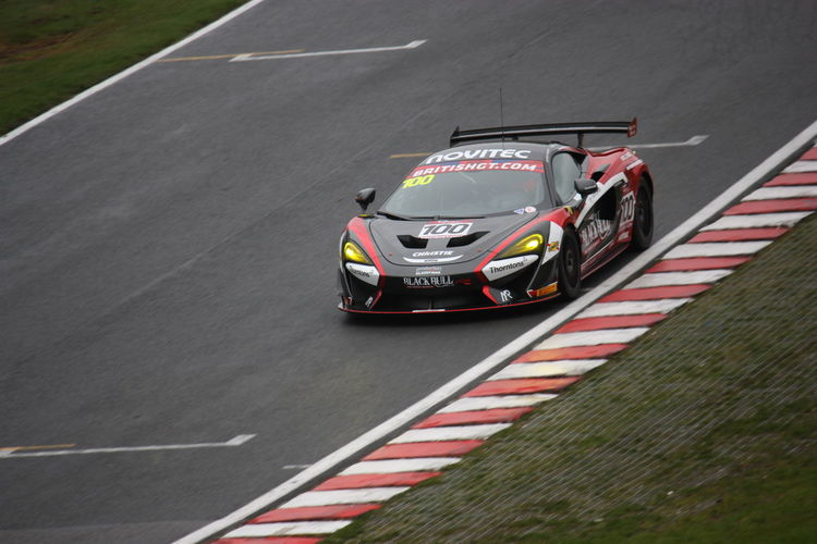 Oulton Park Transportation Mode Of Transportation Road Land Vehicle Car Motor Vehicle Motion Sign Symbol Road Marking Marking on the move Sports Race Speed Day Sport Competition High Angle View Outdoors Motorsport Motor Racing Track Motorsport Bentley Mercedes Lamborghini Aston Martin Nissan McLaren Ferrari British Gt Racing Cars Action Shot  Close-up Corvette Race Rain Wet Damp Tarmac Fast Action