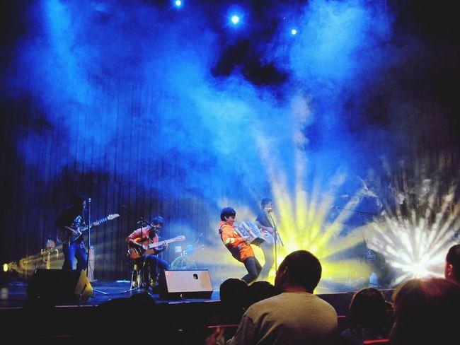 Orquesta Basura Centro Cultural España México Distrito Federal Musica
