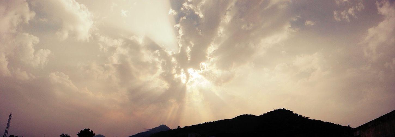 Clouds Sun_capture_