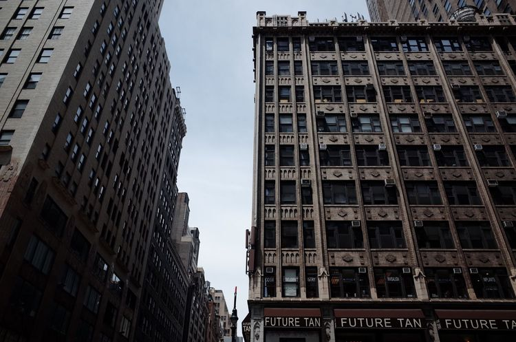 New York City NYC Travel Photography Snapshot City Life Architecture