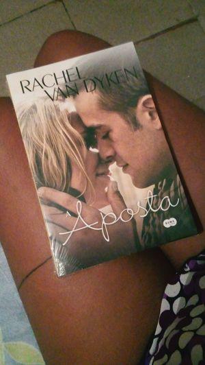 Mais um pra coleção. E, dessa vez, vamos com o romance de Rachel Van Dyken. Aaposta 📚😍