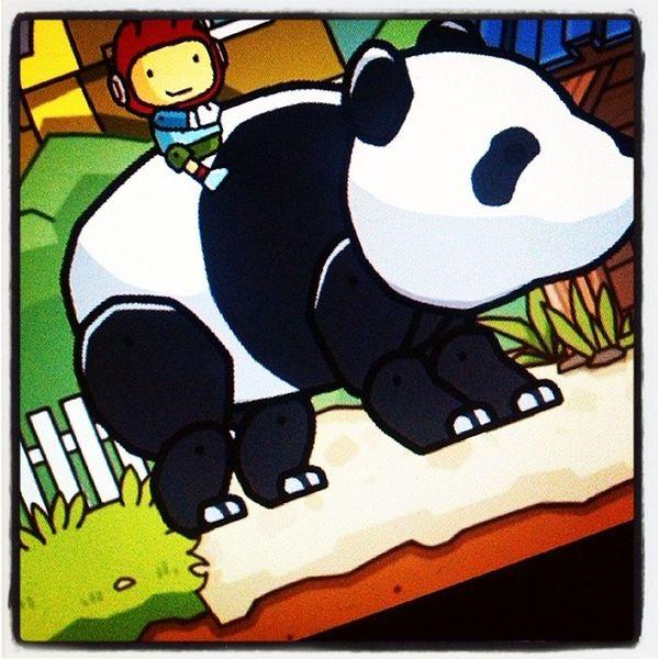Tieneeee pandaaaas Mori PCgame Love