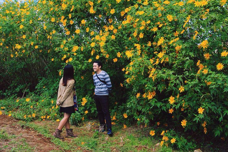 Beside Wildflowers you're my Favorite ~ we'll be Friends Forever , won't we Jajang? Bff Bff❤ EyeEm Nature Lover My Best Photo 2015