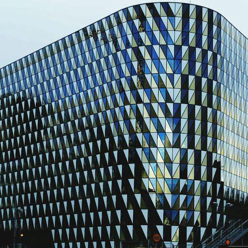 Urban Reflections Urban Architecture Stockholm