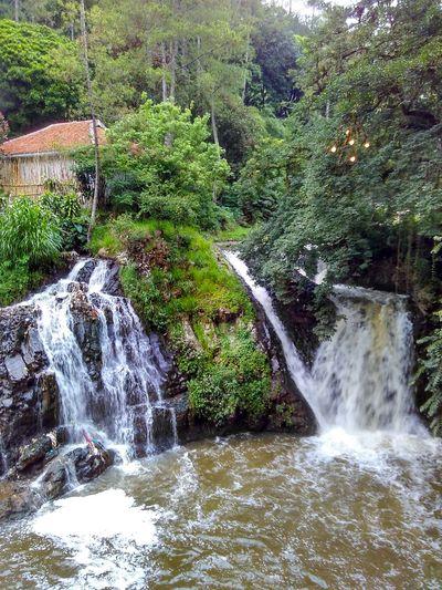 Waterfall Maribaya Bandung