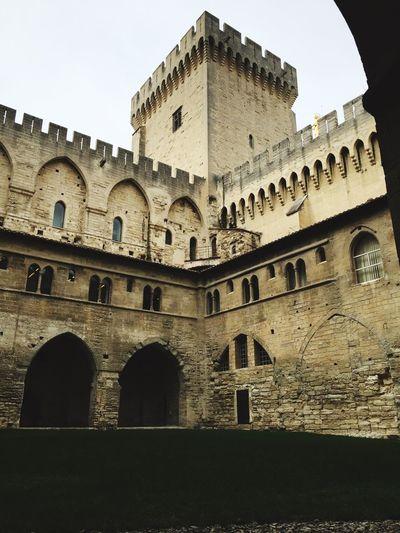 Journéesdupatrimoine Palais Des Papes Avignon