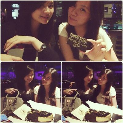 Friendship is never end... :) :) InstaFriendship Instamoment Bestmoment NeverForget surprise like4like
